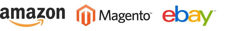 Amazon, Magento & Ebay